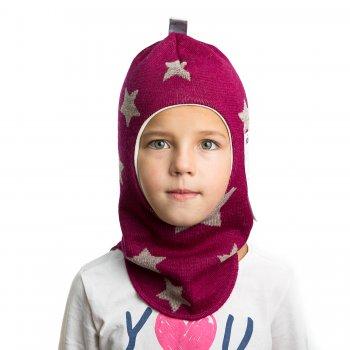 Шлем (бордовый со звездами)Одежда<br>Описание<br>Шлемы Киват очень теплые и подойдут на самые лютые морозы. Специальные вставки с утеплителем в области ушек и лба. Отличная посадка по голове и оригинальный дизайн. Светоотражающие вставки для безопасности. <br>Характеристики<br>Верх: 100% шерсть<br>Подкладка: 100% хлопок<br>Производитель: Kivat, Финляндия<br>Коллекция Осень/Зима 2017<br>Модель производится в размерах 1-4<br>Страна производства: Финляндия<br>Температурный режим<br>От 0 до -20 градусов; Размеры в наличии: 1, 2, 3, 4.<br>