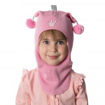 цены Kivat Шлем (розовый с помпонами и короной)