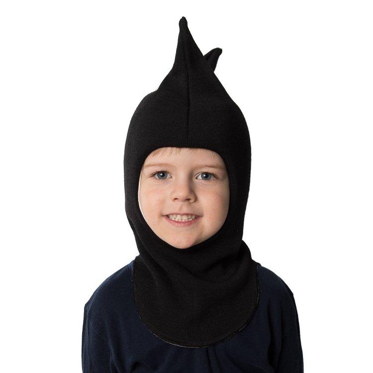 Шлем (черный с ирокезом)Одежда<br>Шлемы Киват очень теплые и подойдут на самые лютые морозы. Специальные вставки с утеплителем в области ушек и лба. Отличная посадка по голове и оригинальный дизайн. Светоотражающие вставки для безопасности. <br>  <br> Верх: 100% шерсть<br> Подкладка: 100% хлопок<br> Производитель: Kivat, Финляндия<br> Коллекция Осень/Зима 2017<br> Модель производится в размерах 1-4<br> Страна производства: Финляндия<br><br> Температурный режим <br> От 0 до -20 градусов; Размеры в наличии: 1, 2, 3, 4.<br>
