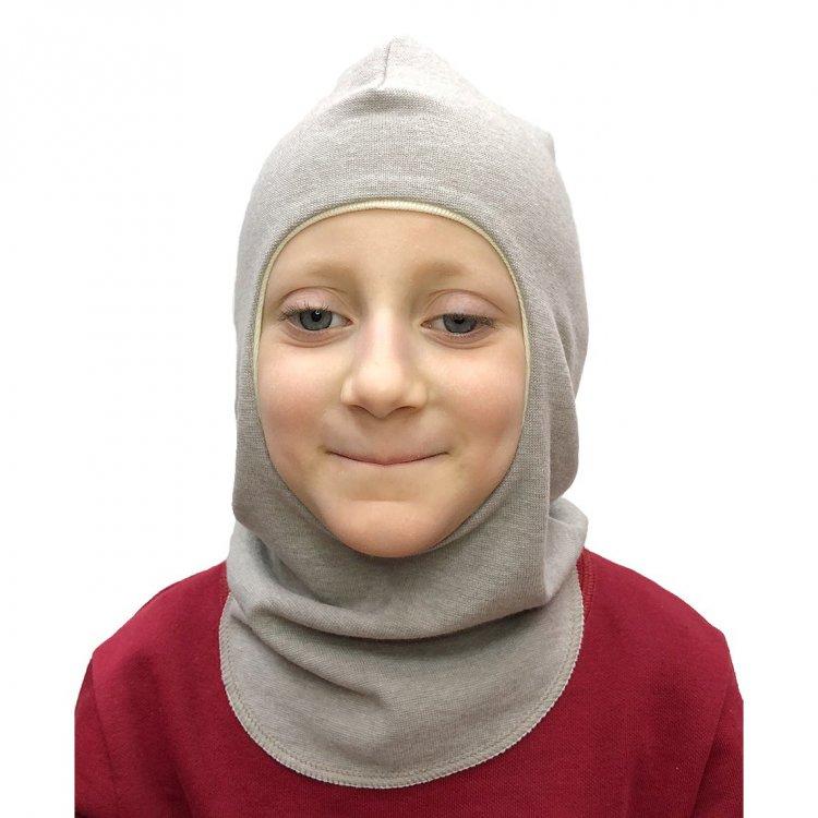 где купить Kivat Шлем (серо-бежевый) дешево