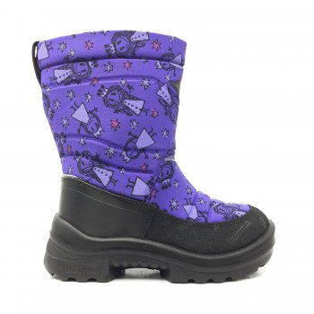 Сапоги Putkivarsi (фиолетовый с принцессами)Обувь<br>; Размеры в наличии: 22, 23, 24, 25, 26.<br>
