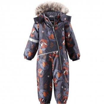 Комбинезон (серый с оранжевым) от Lassie, арт: 43633 - Одежда