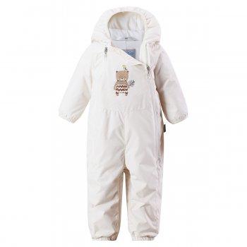Комбинезон-трансформер (белый)Одежда<br>капюшон не отстегивается, подол штанин на резинке, трикотажные съемные штрипки, две длинные молнии, отвороты. <br> Верх: 100% полиэстер.<br> Утеплитель: 80 грамм (100% полиэстер).<br> Подкладка: 100% полиэстер<br> Водонепроницаемость: 1000 мм<br> Паропроводимость: 2000 г/м2/24ч<br> Износостойкость: 15000 об.<br> Производитель: Lassie (Финляндия)<br> Страна производства: Китай<br> Модель производится в размерах: 62-74<br> Коллекция: Весна-Лето 2018<br><br> Температурный режим <br> От 0 градусов и выше.; Размеры в наличии: 62, 68, 74.<br>