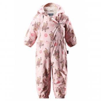 Комбинезон-трансформер (розовый)Одежда<br>; Размеры в наличии: 62, 68, 74.<br>