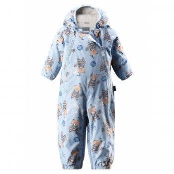 Комбинезон-трансформер (голубой)Одежда<br>капюшон не отстегивается, подол штанин на резинке, трикотажные съемные штрипки, две длинные молнии, отвороты. <br> Верх: 100% полиэстер.<br> Утеплитель: 80 грамм (100% полиэстер).<br> Подкладка: 100% полиэстер<br> Водонепроницаемость: 1000 мм<br> Паропроводимость: 2000 г/м2/24ч<br> Износостойкость: 15000 об.<br> Производитель: Lassie (Финляндия)<br> Страна производства: Китай<br> Модель производится в размерах: 62-74<br> Коллекция: Весна-Лето 2018<br><br> Температурный режим <br> От 0 градусов и выше.; Размеры в наличии: 62, 68, 74.<br>