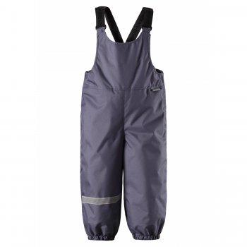 Полукомбинезон (серый)Полукомбинезоны, штаны<br>Материал<br>Верх: 100% полиэстер.<br>Утеплитель: 140 грамм (100% полиэстер)<br>Подкладка: 100% полиэстер<br>Водонепроницаемость: 1000 мм<br>Паропроводимость: 2000 г/м2/24ч<br>Износостойкость: 20000 об. <br>Описание<br>Функциональные элементы: <br>Производитель: Lassie (Финляндия)<br>Страна производства: Китай<br>Коллекция: Осень/Зима 2017<br>Модель производится в размерах: 74-98<br>Температурный режим<br>От +5 до -10 градусов; Размеры в наличии: 74, 80, 86, 92, 98.<br>