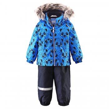 Комплект (синий с пандами) от Lassie, арт: 35153 - Одежда