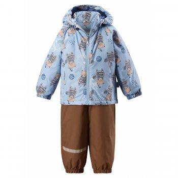 Комплект (голубой с орнаментом) от Lassie, арт: 46933 - Одежда