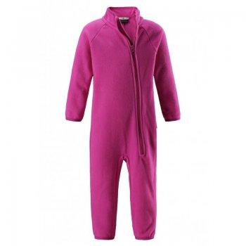 Флисовый комбинезон (малиновый)Одежда<br>; Размеры в наличии: 68, 74, 80, 86, 92, 98.<br>
