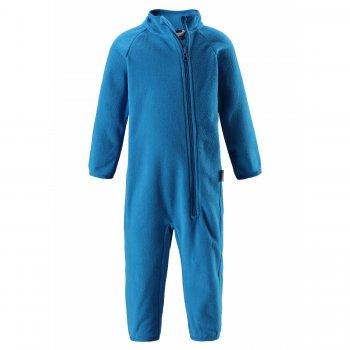 Флисовый комбинезон (голубой)Одежда<br>; Размеры в наличии: 68, 74, 80, 86, 92, 98.<br>