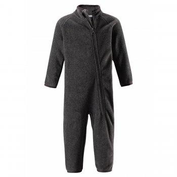 Флисовый комбинезон (серый)Одежда<br>; Размеры в наличии: 68, 74, 80, 86, 92, 98.<br>