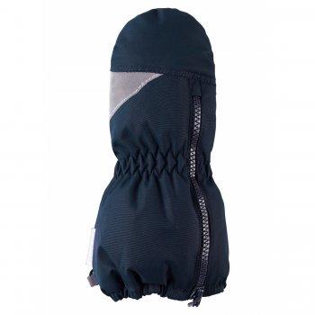 Рукавицы для малышей (синий)Одежда<br>; Размеры в наличии: 0, 1, 2.<br>