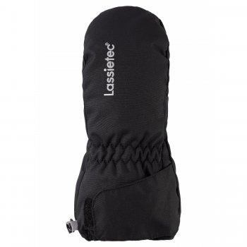 Рукавицы для малышей LassieTec (черный)Одежда<br>; Размеры в наличии: 0, 1, 2.<br>
