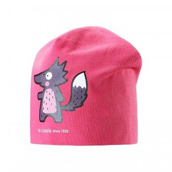 Lassie Шапка (розовый с лисичкой) др коффер m 5 232 04 шапка