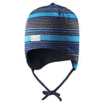 Шапка (синий в полоску)Одежда<br>; Размеры в наличии: XS, S, M.<br>