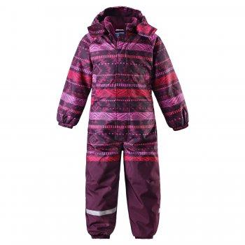 Комбинезон (фиолетовая вязка) от Lassie, арт: 34628 - Одежда