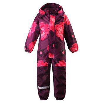 Комбинезон (фиолетовый с цветами) от Lassie, арт: 34682 - Одежда