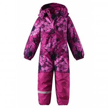 Комбинезон (розовый с цветами) от Lassie, арт: 43838 - Одежда