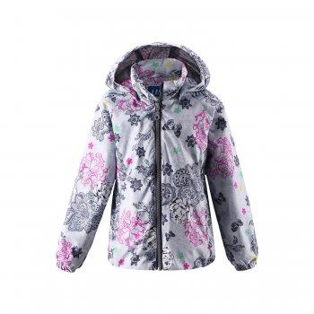 Ветровка (серый с цветами) от Lassie, арт: 28899 - Одежда