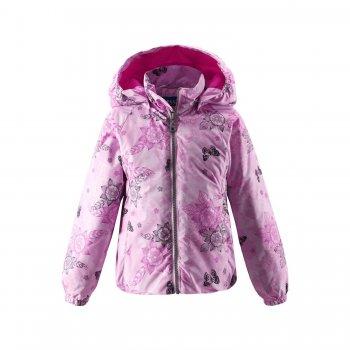 Куртка утепленная (розовый с орнаментом) от Lassie, арт: 28908 - Одежда