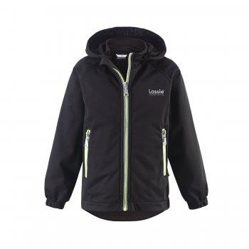Куртка softshell (черный)Куртки<br>; Размеры в наличии: 92, 98, 104, 110, 116, 122, 128, 134, 140.<br>