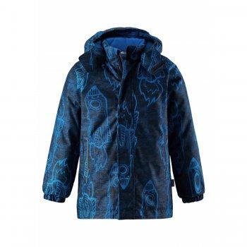 Куртка (синий с ракетами) от Lassie, арт: 43942 - Одежда