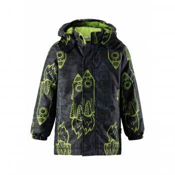 Куртка (серый с ракетами) от Lassie, арт: 43950 - Одежда