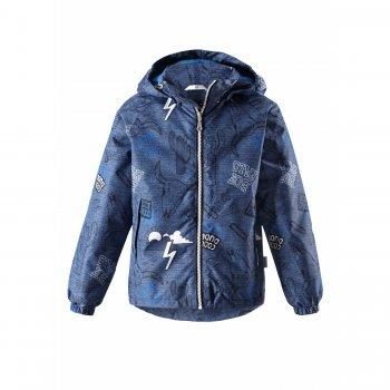 Куртка утепленная (синий техас)Куртки<br>; Размеры в наличии: 92, 98, 104, 110, 116, 122, 128, 134, 140.<br>