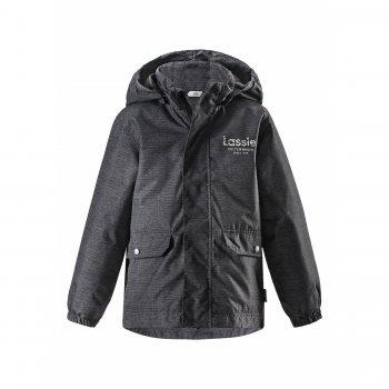 Куртка-парка утепленная (серый)