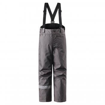 Брюки (темно-серый)Полукомбинезоны, штаны<br>; Размеры в наличии: 92, 98, 104, 110, 116, 122, 128, 134, 140.<br>