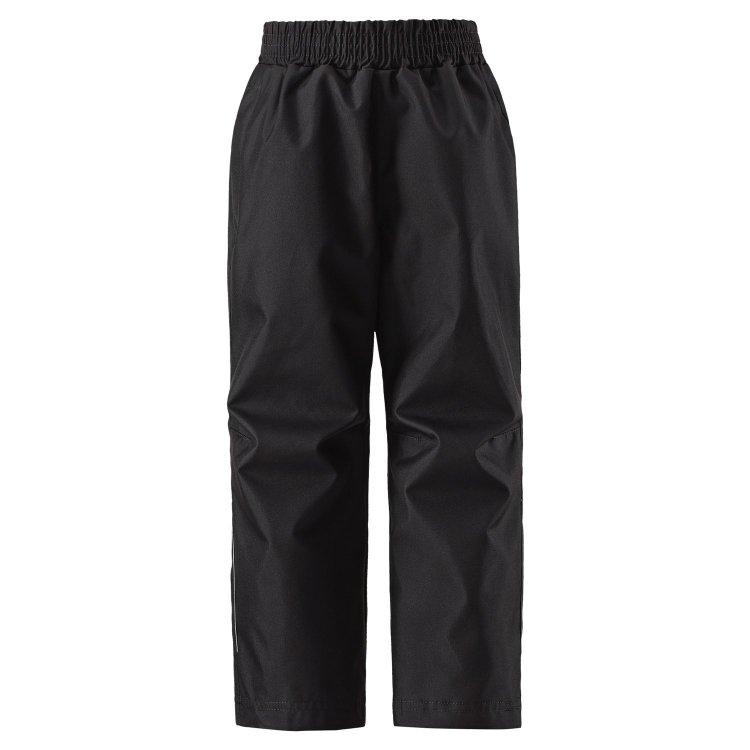 Брюки (черный)Полукомбинезоны, штаны<br>; Размеры в наличии: 92, 98, 104, 110, 116, 122, 128, 134, 140.<br>