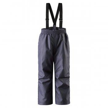 Брюки утеплленные (серо-синий)Полукомбинезоны, штаны<br>; Размеры в наличии: 92, 98, 104, 110, 116, 122, 128, 134, 140.<br>