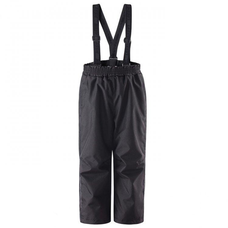 Брюки утепленные (черный)Полукомбинезоны, штаны<br>; Размеры в наличии: 92, 98, 104, 110, 116, 122, 128, 134, 140.<br>
