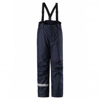 Брюки (темно-синий)Полукомбинезоны, штаны<br>; Размеры в наличии: 98, 104, 110, 116, 122, 128, 134, 140.<br>