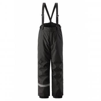 Брюки (черный)Полукомбинезоны, штаны<br>; Размеры в наличии: 98, 104, 110, 116, 122, 128, 134, 140.<br>