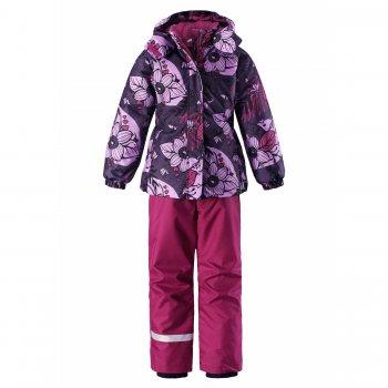 Комплект (фиолетовый с цветами) от Lassie, арт: 44084 - Одежда