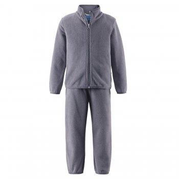Комплект флисовый (темно-серый)Одежда<br>; Размеры в наличии: 92, 98, 104, 110, 116, 122, 128, 134, 140.<br>