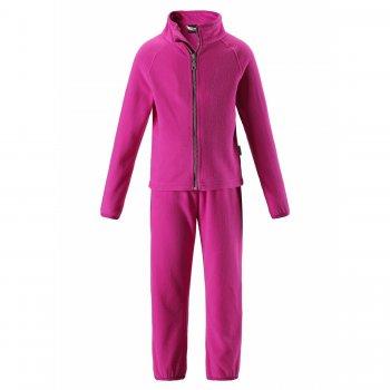 Комплект флисовый (фуксия)Одежда<br>; Размеры в наличии: 92, 98, 104, 110, 116, 122, 128, 134, 140.<br>