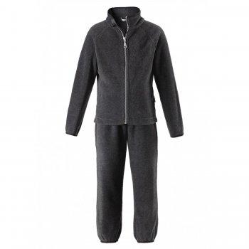 Комплект флисовый (серый)Одежда<br>; Размеры в наличии: 92, 98, 104, 110, 116, 122, 128, 134, 140.<br>