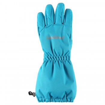 Lassie Перчатки LassieTec (голубой) цена
