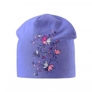 Шапка (сиреневый с цветами)Одежда<br>; Размеры в наличии: S, M, L, S, M, L.<br>