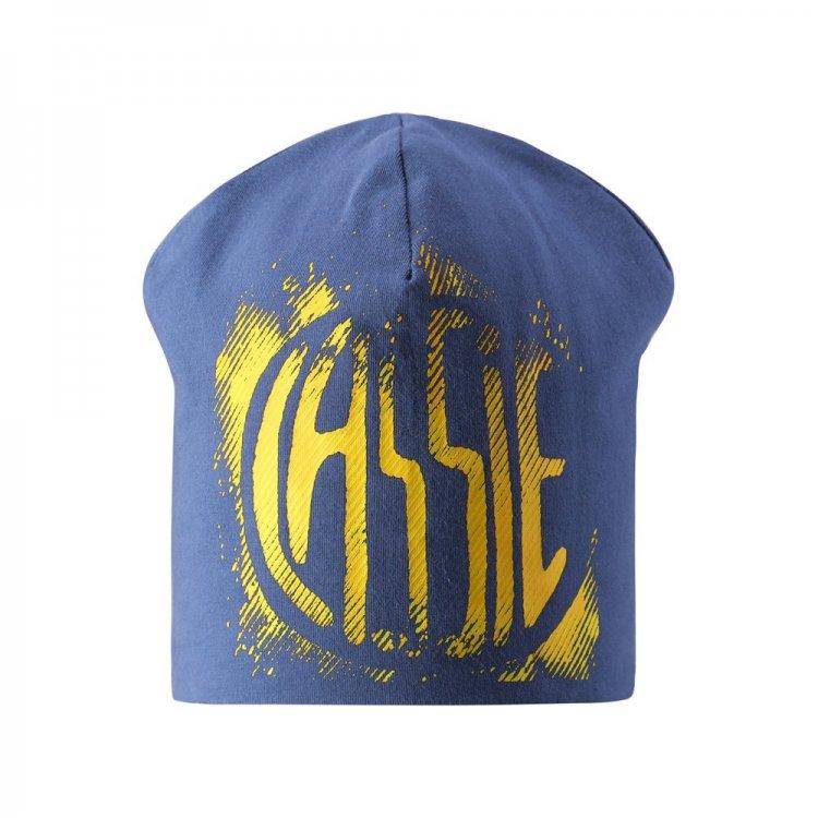 Lassie Шапка двухсторонняя (синий) lassie шапка синий