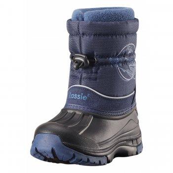 Сноубутсы Coldwell (синий с ракетой)Обувь<br>; Размеры в наличии: 24, 25, 26, 27, 28, 29, 30, 31, 32, 33, 34, 35.<br>