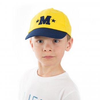 Бейсболка (желтый)Одежда<br>; Размеры в наличии: 50, 52, 54.<br>