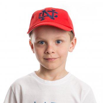 Бейсболка (красный)Одежда<br>; Размеры в наличии: 54, 56, 58.<br>