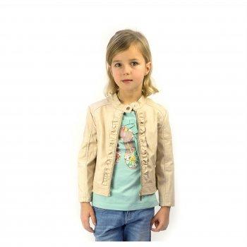Куртка (бежевый с рюшами) от Mayoral, арт: 32012 - Одежда