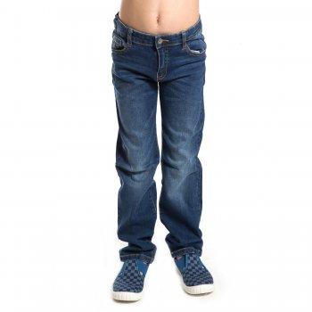 Джинсы (синий)Одежда<br>Материал<br>Верх: 99% хлопок, 1% эластан<br>Описание<br>Джинсы для мальчика от испанского бренда Mayoral. Произведены в размерах 2-9 лет. Джинсы с декоративными потертостями, выполнены из хлопка с добавлением эластана, дополнены передними и задними функциональными карманами. Модель застегивается на удобную кнопку. Посадку можно подобрать при помощи утяжки по поясу.<br>Утяжка на поясе, застежка-кнопка.<br>Производитель: MAYORAL (Испания)<br>Страна производства: Бангладеш<br>Коллекция: Весна/Лето 2017<br>Модель производится в размерах: 2-9 лет; Размеры в наличии: 2, 3, 4, 5, 6, 7, 8, 9.<br>