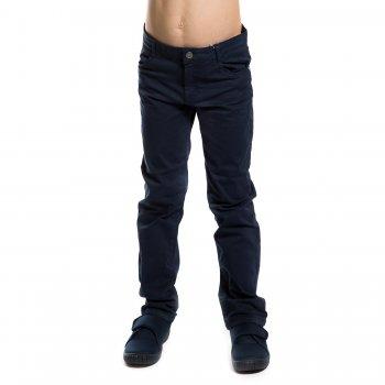 Брюки (синий)Одежда<br>Материал<br>Верх: 98% хлопок, 2% эластан<br>Описание<br>Летние брюки для мальчика от испанского бренда Mayoral. Произведены в размерах 2-9 лет. Выполнены из хлопка с добавлением эластана. Модель застегивается на удобную кнопку. Посадку можно подобрать при помощи утяжки по поясу. В размерах 2-5 модель застегивается на удобную кнопку, в размерах 6-9 на молнию с пуговицей.<br>Производитель: MAYORAL (Испания)<br>Страна производства: Бангладеш<br>Коллекция: Весна/Лето 2017<br>Модель производится в размерах: 2-9 лет; Размеры в наличии: 3, 4, 5, 6, 7, 8, 9.<br>