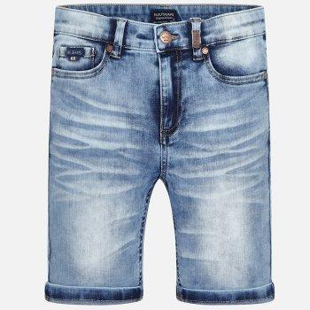 Mayoral Шорты (голубой) mayoral шорты джинсовые синие