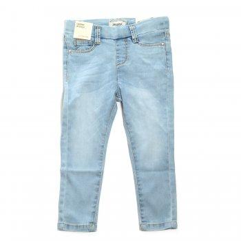 Леггинсы (голубой)Одежда<br>Материал<br>Верх: 98% хлопок, 2% эластан<br>Описание<br>Летние леггинсы бренда Mayoral для девочки. Произведены в размерах 2-9 лет. Выполнены из хлопка с добавлением эластана и имеют удобную широкую резинку на поясе. Модель с эффектом потертости дополнена утяжкой, передними декоративными и задними функциональными карманами. <br>Производитель: MAYORAL (Испания)<br>Страна производства: Бангладеш<br>Коллекция: Весна/Лето 2017<br>Модель производится в размерах: 2-9 лет; Размеры в наличии: 2, 3, 4, 5, 6, 7, 8, 9.<br>